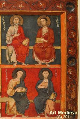 Fragment del frontal d'altar
