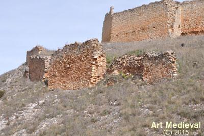 Muralla del segon recinte