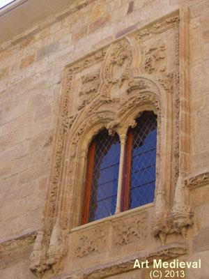 Finestra del pis superior