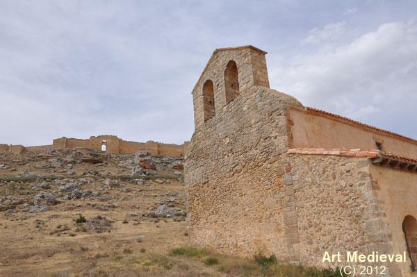 Església i castell