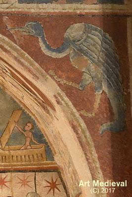 Ardeid conservat al Museu de Solsona