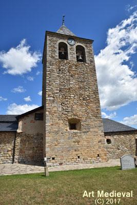 Torre campanar
