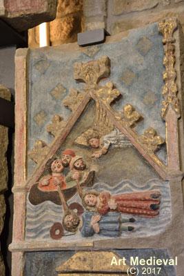 Martirio de San Acisclo y Santa Victoria en el Guadalquivir